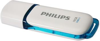 Philips USB-Stick 16GB Philips 3.0 USB Drive Snow