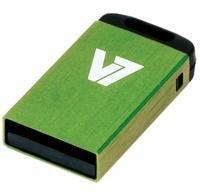 V7 Nano 8GB grün (VU28GCR-GRE-2E)
