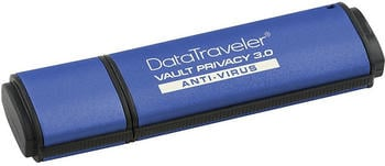 Kingston DataTraveler Vault Privacy 64GB blau USB 3.0