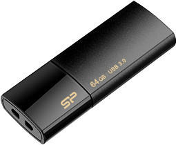 Silicon Power Blaze B05 64GB blau USB 3.0
