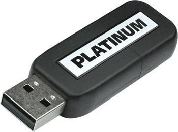 Platinum Slider 8GB USB 2.0