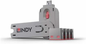 lindy-usb-portblocker-rot-usb-lock-key
