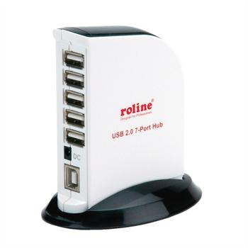 Rotronic Roline Black and White 4Port