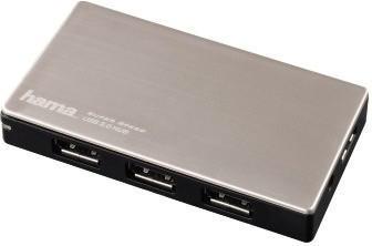 Hama 4 Port USB 3.0 Hub (00054544)