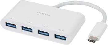 vivanco-4-port-31-usb-c-hub-34292
