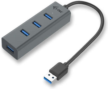 I-Tec 4 Port USB 3.0 Metal HUB (U3HUBMETAL403)