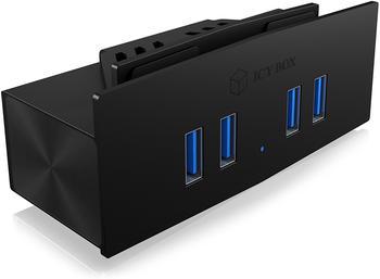 Raidsonic Icy Box 4 Port USB 3.0 Hub (IB-HUB1408-U3)