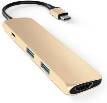 Satechi 3 Port USB-C 3.1 HDMI Hub (ST-CMAG)