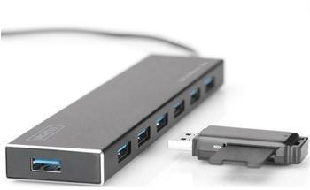 Digitus 7 Port USB 3.0 Hub (DA-70241-1)