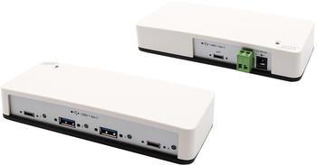 Exsys 4 Port USB 3.1 Hub (EX-1250V)