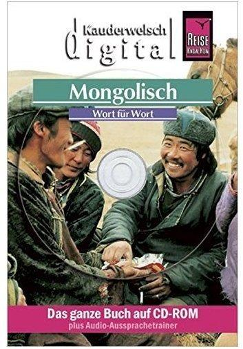 Verlagsgruppe Reise Know-How Kauderwelsch digital Mongolisch - Wort für Wort (DE) (Win/Mac)