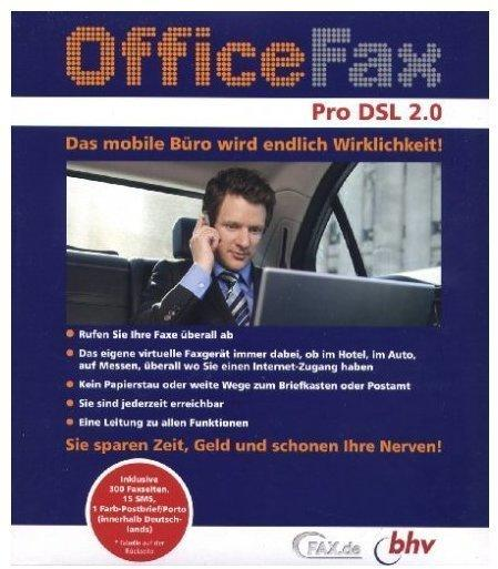 bhv Office Fax Pro DSL 2.0 (DE) (Win)