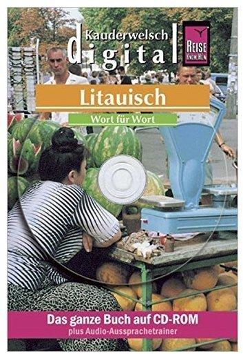 Verlagsgruppe Reise Know-How Kauderwelsch digital Litauisch - Wort für Wort (DE) (Win/Mac)