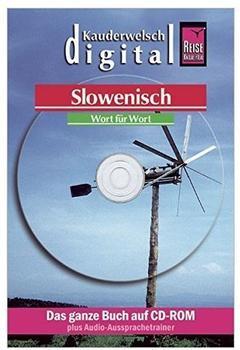 Verlagsgruppe Reise Know-How Kauderwelsch digital - Slowenisch (DE) (Win/Mac)