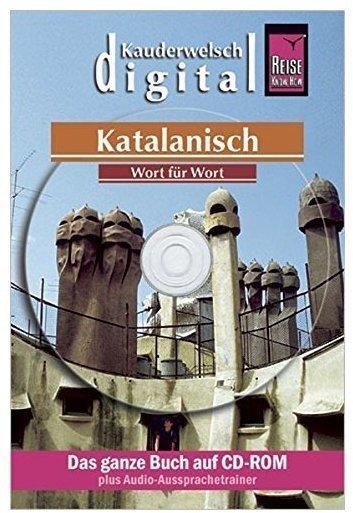 Verlagsgruppe Reise Know-How Kauderwelsch digital Katalanisch - Wort für Wort (DE) (Win/Mac)