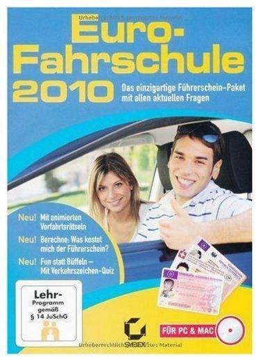 Sybex Verlag Euro-Fahrschule 2010 (DE) (Win)