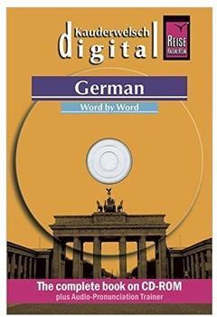 Verlagsgruppe Reise Know-How Kauderwelsch digital German - Word by Word (EN) (Win/Mac)