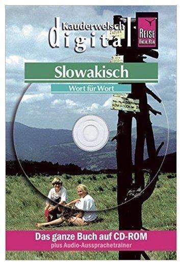 Verlagsgruppe Reise Know-How Kauderwelsch digital Slowakisch - Wort für Wort (DE) (Win/Mac)