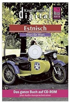 Verlagsgruppe Reise Know-How Kauderwelsch digital Estnisch - Wort für Wort (DE) (Win/Mac)