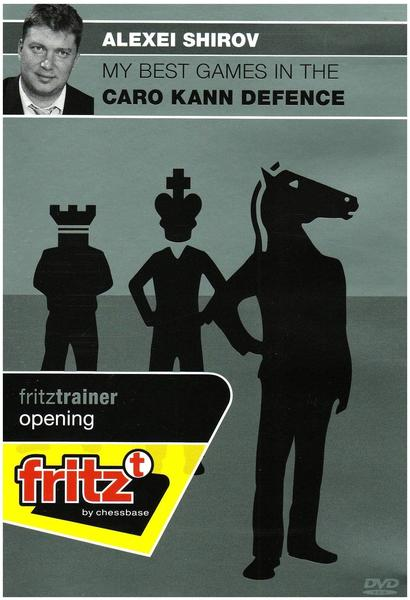 Fritz-Trainer: My best games in the Caro Kann Defence. DVD für Windows Vista/XP