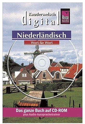 Verlagsgruppe Reise Know-How Kauderwelsch digital Niederländisch - Wort für Wort (DE) (Win/Mac)