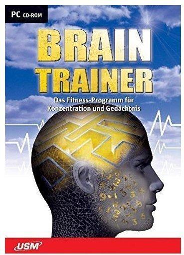 Braintrainer: Das Fitness-Programm für Konzentration und Gedächtnis (PC)
