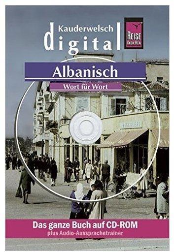 Verlagsgruppe Reise Know-How Kauderwelsch digital Albanisch - Wort für Wort (DE) (Win/Mac)