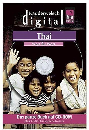 Verlagsgruppe Reise Know-How Kauderwelsch digital Thai (DE) (Win/Mac)