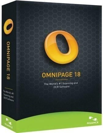 Nuance OmniPage 18 Standard
