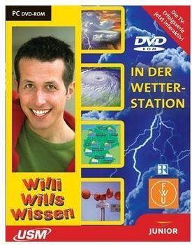 Willi will?s wissen: In der Wetterstation (DVD-ROM)