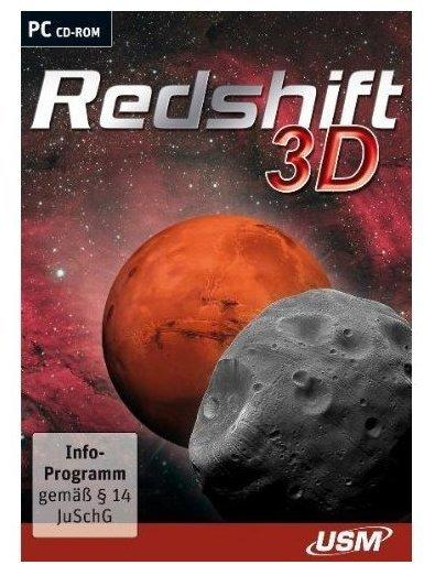 USM Redshift 3D