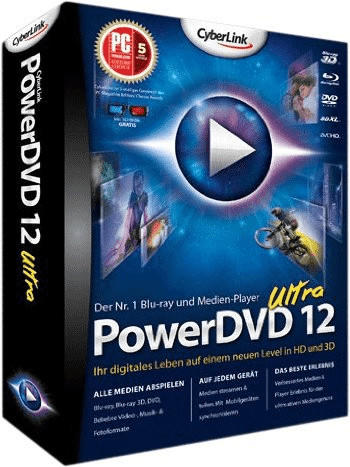 Cyberlink Power DVD 12