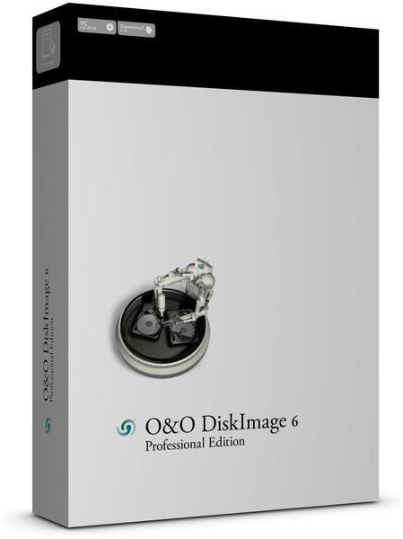 O&O DiskImage 6 Professional Edition