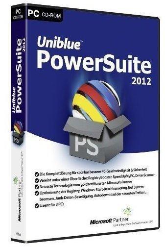 Uniblue Powersuite 2012