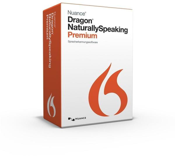 NaturallySpeaking Premium 13