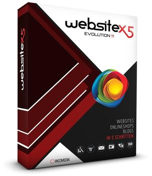 WebSite X5 Evolution 11