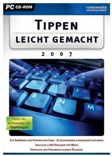 Rondomedia Tippen leicht gemacht 2007 (DE) (Win)