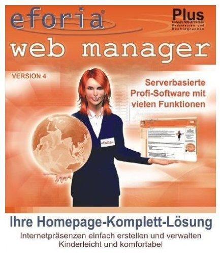 tdb eforia web manager 4 Plus