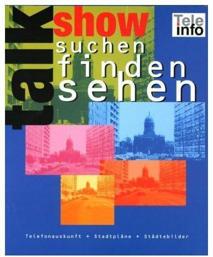 Koch Media Teleinfo - Talk Show - Suchen, Finden, Sehen (DE) (Win)