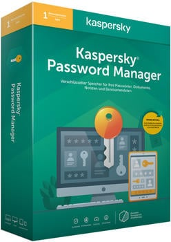 Kaspersky Password Manager 2020 (PKC)
