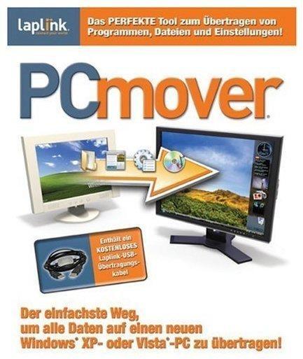 Avanquest PCmover Vista (DE) (Win)