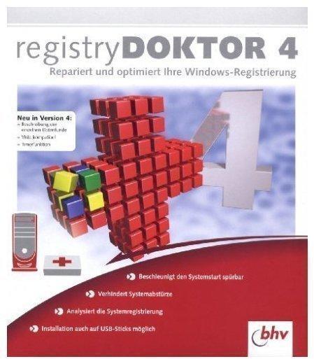 bhv Registry Doktor 4 (DE) (Win)