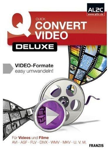 Franzis QuickConvert Media Deluxe (Win) (DE)