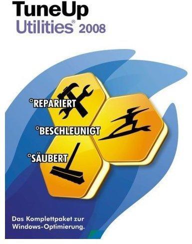 S.A.D. TuneUp Utilities 2008 (DE) (Win)