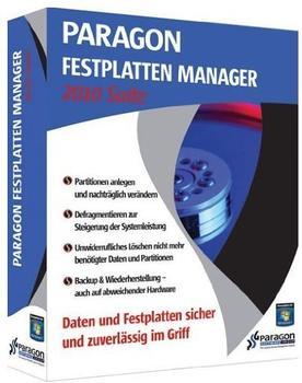 Paragon Festplatten Manager 2010 Suite (DE)
