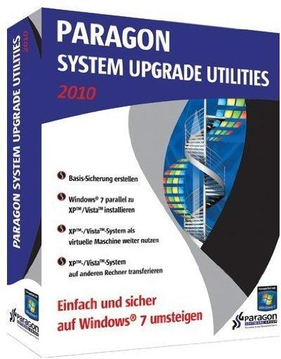 Paragon System Upgrade Utilities 2010 (DE) (Win)