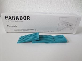 Parador Kunststoff-Rastkeile 48Stück
