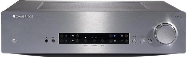 Cambridge Audio CXA60 silber
