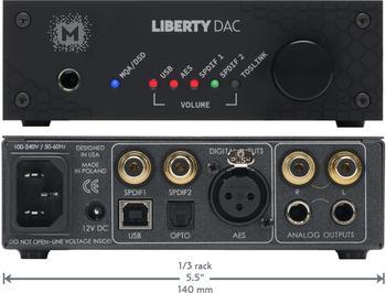 Mytek Digital Liberty DAC