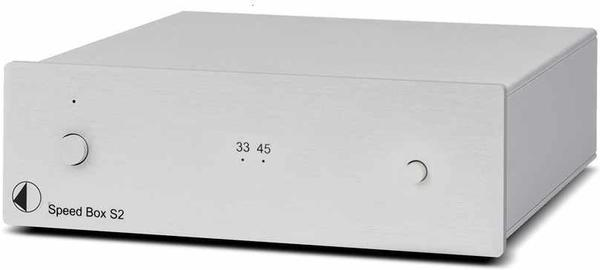 Pro-Ject Speed Box S2 silber